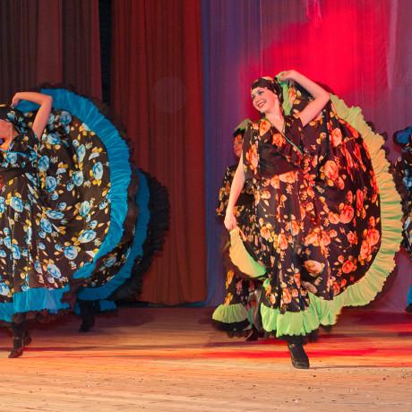 Бьютис — Цыганский танец