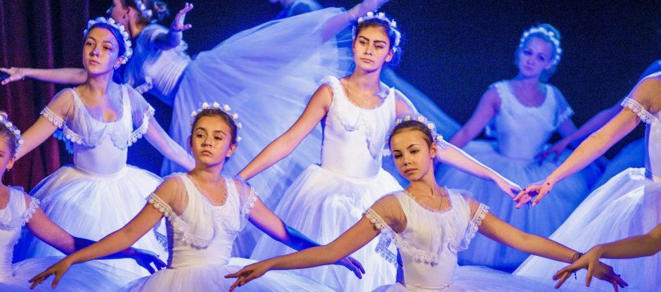 Образцовая балетная студия Арабеск
