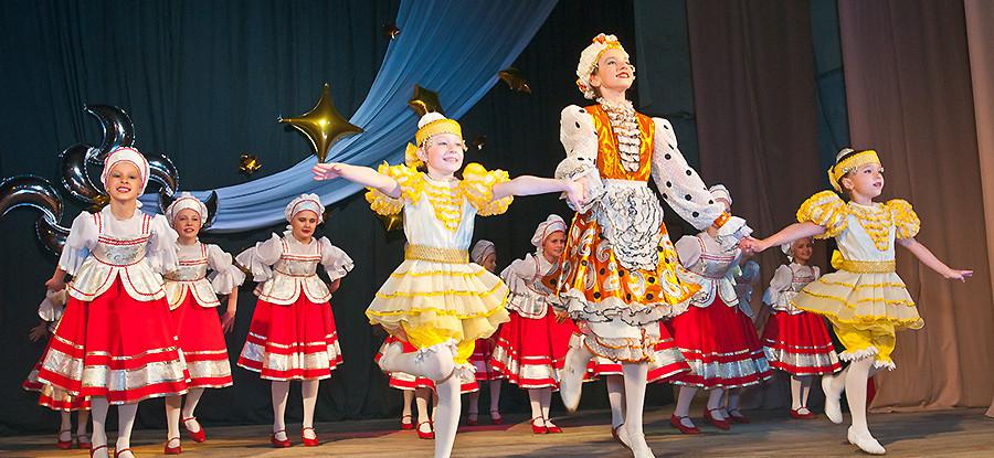 Народный ансамбль народного танца Родничок