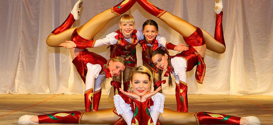 Народный цирк «Фантазеры»